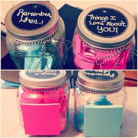 best gift for boyfriend for valentines day best 25 memories jar ideas on grad