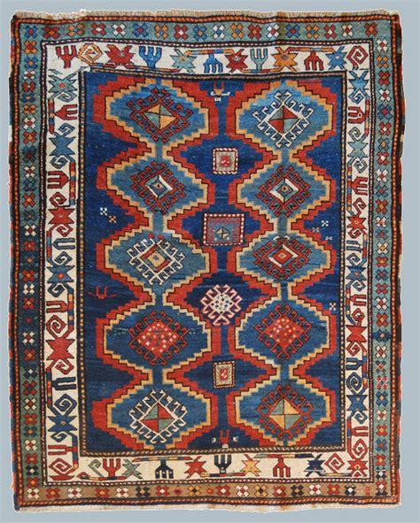 tappeti kazak kazak antico dalle due bordure morandi tappeti