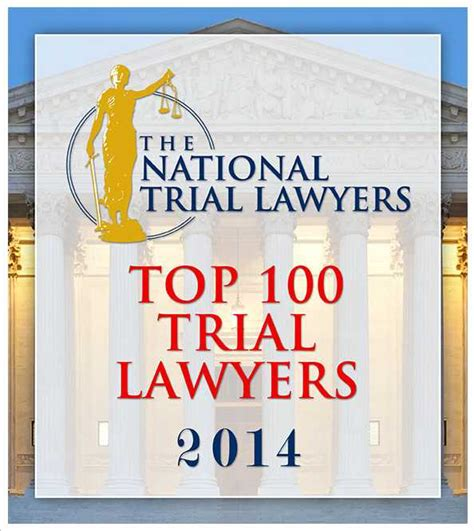 Mesothelioma Attorney California 2 by National Trial Lawyers Top 100 Archives California