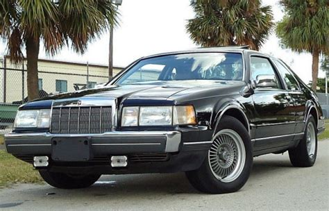 how make cars 1988 lincoln continental mark vii on board diagnostic system 40k mile 1988 lincoln continental mark vii lsc bring a trailer