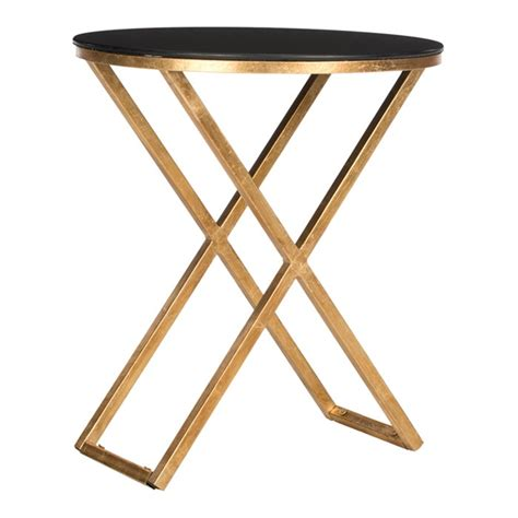 black accent tables gold black accent table for the home pinterest
