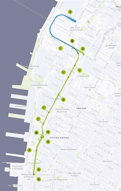 se promener sur la high line de new york blog voyage new york