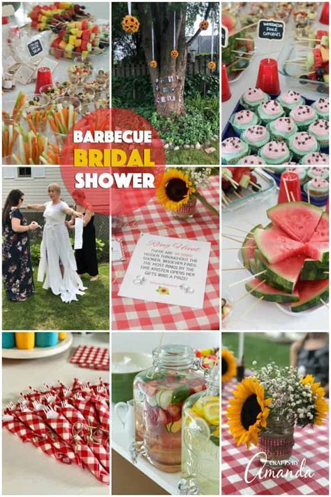 Barbecue Bridal Shower: ideas for I Do BBQ bridal shower