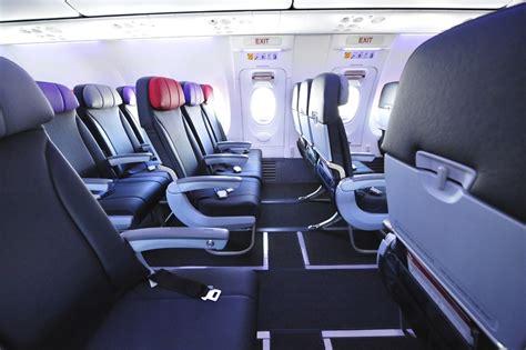 do exit row seats recline the best seats in economy class on virgin australia s