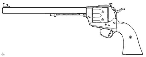 colt ssa buntline special base by 96blackarrow on deviantart