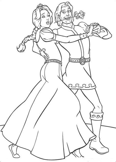 Unique Comics Animation Top Shrek Coloring Pages 02 Princess Fiona Coloring Pages Free Coloring Sheets