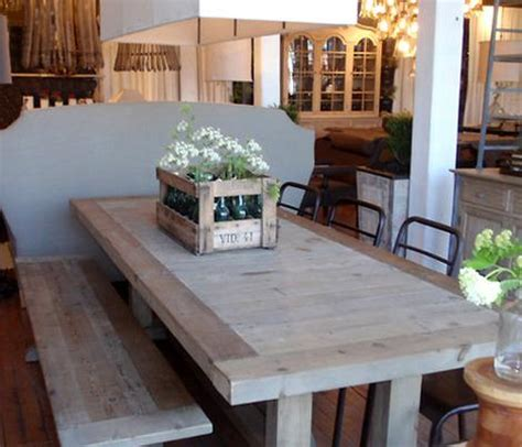 light wood dining table reclaimed wood dining tables for a touch in your