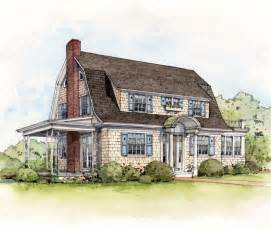 Gambrel Barn House Plans Early 20th Century Suburban House Styles Old House