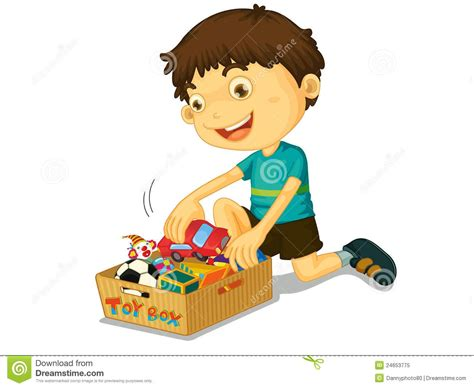 how to to put toys away put away toys clipart