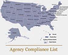 asset forfeiture and money laundering section agency compliance list