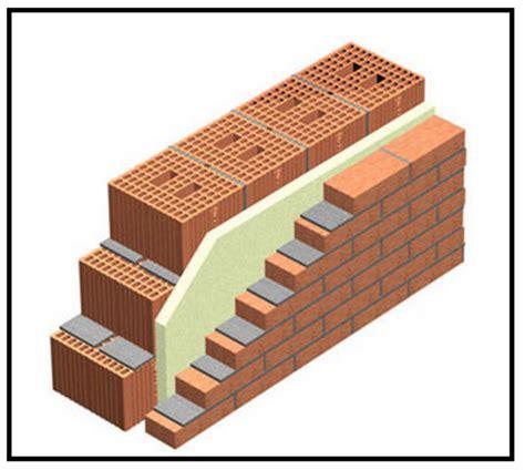 mattoni faccia vista per interni costruzioni con pareti esterne in mattoni a faccia vista