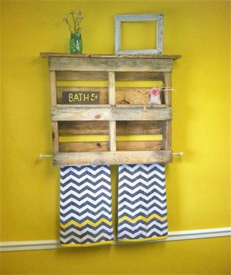 shelf ideas for bathroom diy pallet bathroom shelf and storage ideas ideas with