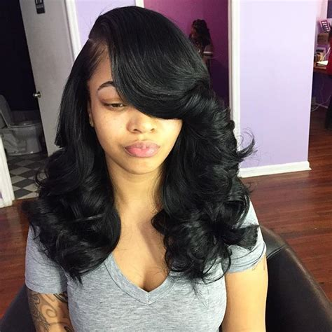 types of sew ins black women 15 curly weave hairstyles for long and short hair types