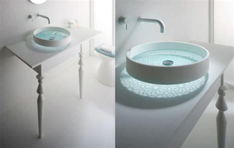 designer badezimmer waschbecken glattes schickes waschbecken das motiv waschbecken