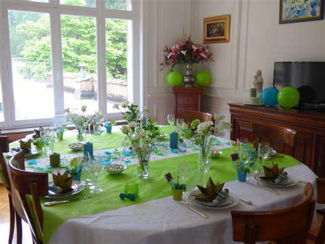 Decoration De Table Pour Communion by Les R 234 Veries De Ginie Premi 232 Re Communion Table Marque