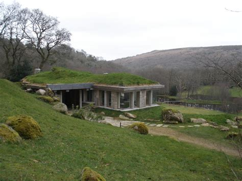 eco house eco house near manaton 169 roger cornfoot geograph britain and ireland