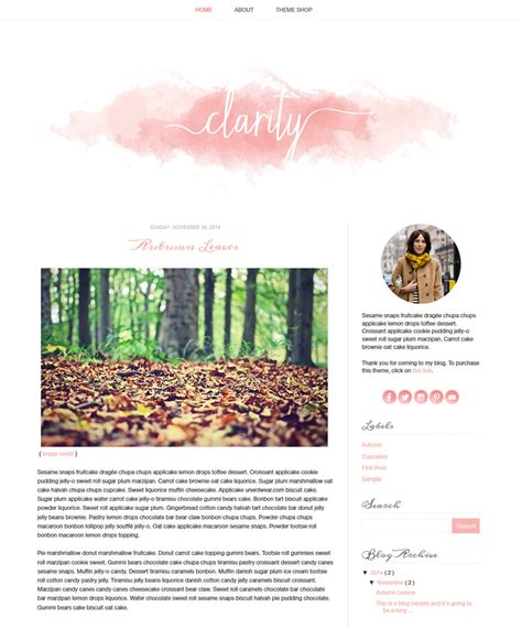 blogger templates for sale sale premade blogger template simple and clean by skyandstars