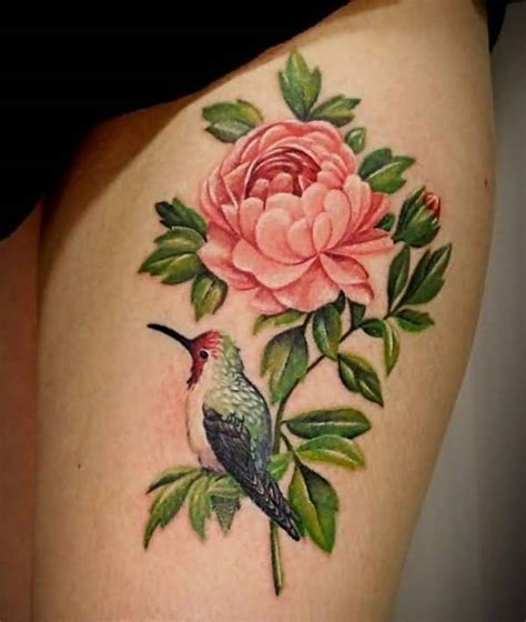 pink flower tattoo 70 real best peony designs golfian