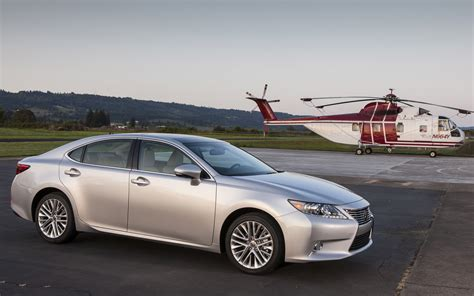 Lexus Es 350 To Become First Ever American Made Lexus In 2015
