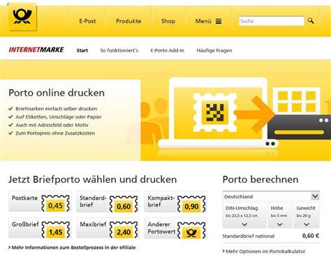 Adressaufkleber Drucken Deutsche Post by Deutsche Post Sendungsverfolgung F 252 R Briefe Preise
