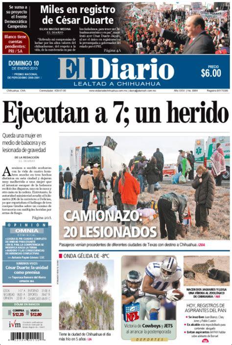 diario del narco el blog del narco narco ejecuciones en chihuahua auto