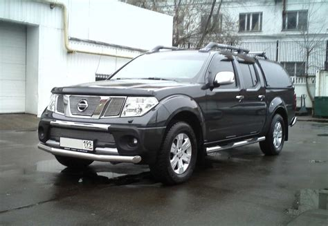 nissan navara 2008 2008 nissan navara photos 2 5 diesel automatic for sale
