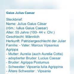 Tabellarischer Lebenslauf Julius Casar Was Findet Ihr Interessant 252 Ber Julius Caesar Schule Liebe Geschichte