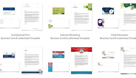 indesign cs4 business card template 4 indesign letterhead template af templates
