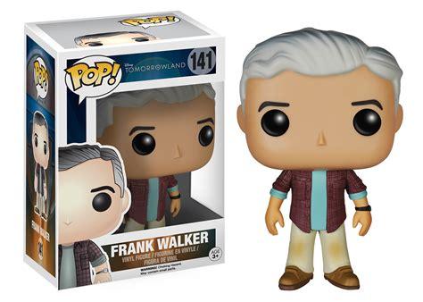 Funko 140 Frank Walker tomorrowland pop vinyl figure frank walker disney archonia us