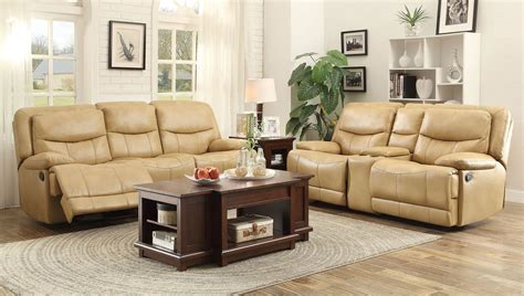 Reclining Living Room Furniture Sets Risco Reclining Living Room Set Honey Living Room Sets Living Room Furniture Living Room