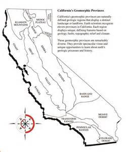 labeled map of california text
