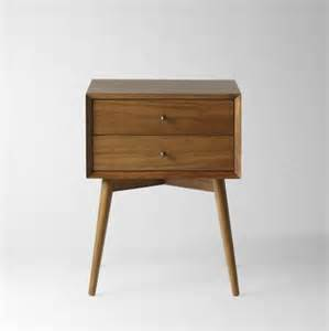 Nightstands And Bedside Tables Mid Century Nightstand Acorn West Elm Modern