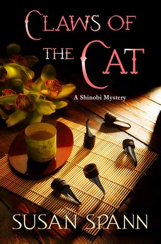 In The Claws Of The Cat claws of the cat a shinobi mystery book 1 by susan