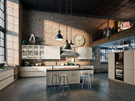 Kansas City Kitchen Cabinets by Atmosfere Industriali Per La Cucina Urbana Ambiente Cucina
