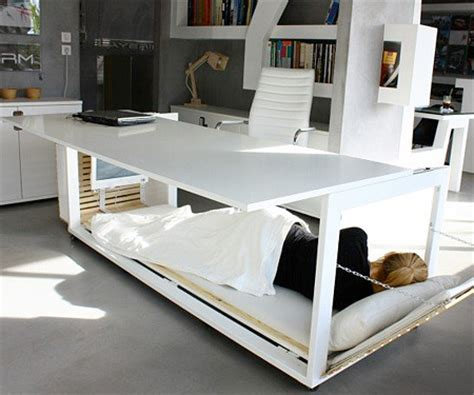office desk bed