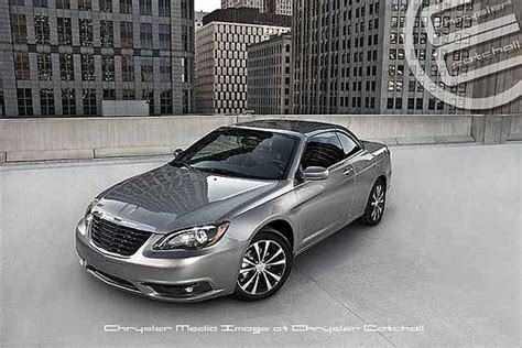 How Much Are Chrysler 200 by How Much Is The Retractable Hardtop On The Chrysler 200