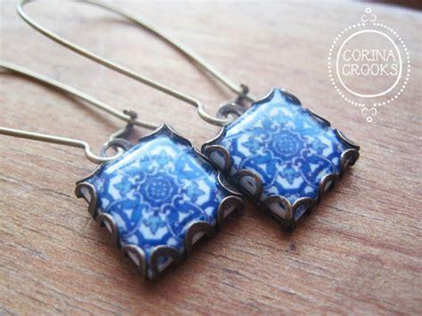 portugal carreaux azulejos portugais bleus boucles