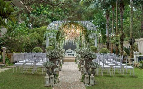 wedding packages in cavite hillcreek gardens tagaytay alfonso cavite