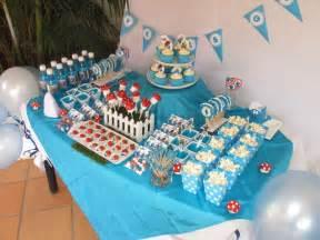 Smurfs Baby Shower Theme by Smurfs Birthday Ideas Photo 48 Of 61 Catch My