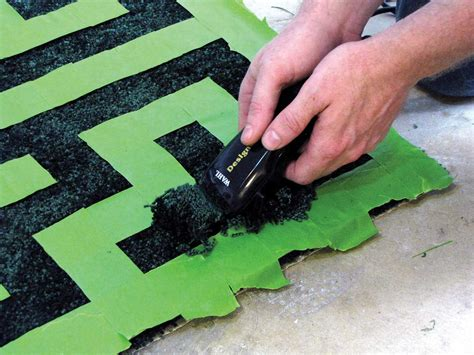 how to make a rug out of carpet hedge maze area rug make