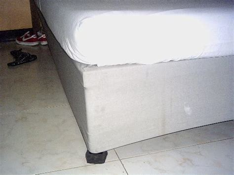 Boxspring And Mattress On Floor by No Box But Up The Floor Picture Of Hotel