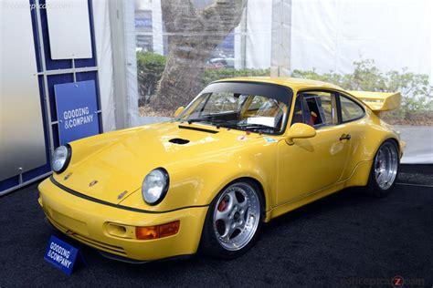porsche 964 rsr 1993 porsche 964 rsr history pictures value