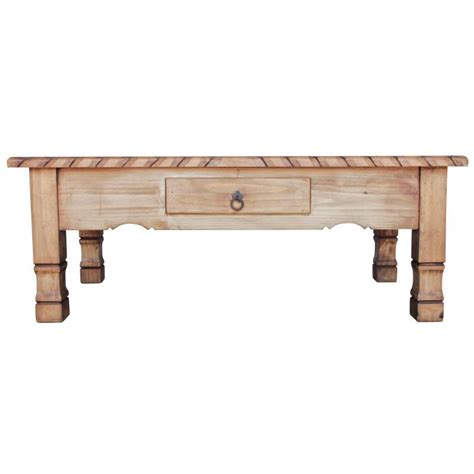 Rustic Pine Coffee Table Rustic Pine Collection Texana Coffee Table Cen03
