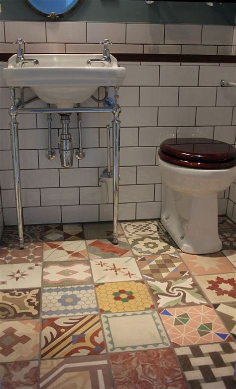 edwardian bathroom floor tiles best 25 tiles company ideas on pinterest patchwork tiles eclectic tile and hearth