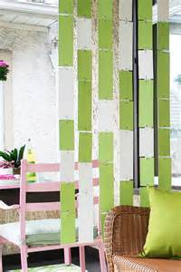 hanging wall dividers remodelaholic 29 creative diy room dividers for open