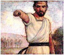imagenes de dios juez otniel y otros jueces de israel conforme a dios