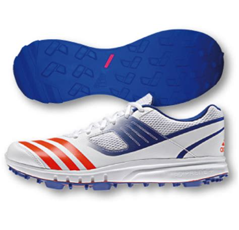 adidas howzat ar senior rubber shoes