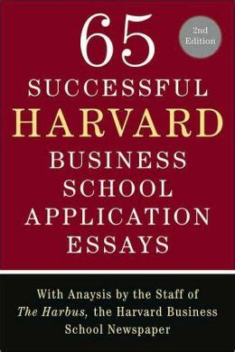 Harvard Mba Essay by Hbs Mbas Gathering Essays To Sell