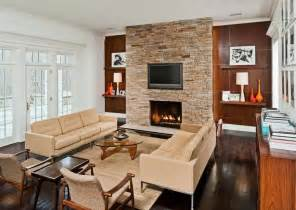mid century modern fireplaces see this house 8 million buys two styles in one