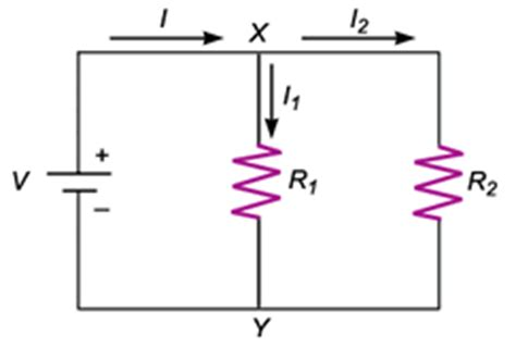 resistors connected in series and parallel obey conservation laws resistors in series and in parallel